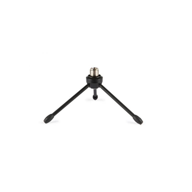 Fonestar MS-200N Base micrófono trípode negro - Fonestar MS-200N Base micrófono trípode negro