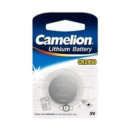 Camelion CR2450 Pila de lítio 3V 550mAh - CAMELION-CR2450