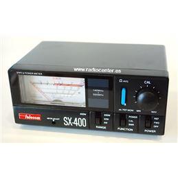 Telecom SX-400 Medidor de ROE y VATIMETRO - TELECOM SX-400