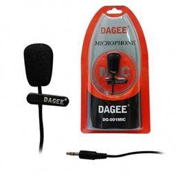 Dagee DG-001 mini micrófono de solapa 3,5mm - DAGEE DG-001MIC (FSD1425)