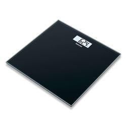 Beurer GS-10 Báscula Baño Digital Cristal Negra - BEURER GS-10 NEGRA (756.21)