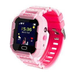 DCU Smartwatch con llamada 2G niñ@s Gprs+Lbs+Wifi - smarwatch-con-llamadas-2g-nins-gprslbswifi-rosa-nisatra_1