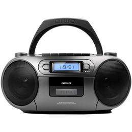 Aiwa BBTC-550 Radio Cassette Portátil - Aiwa BBTC-550 Radio Cassette Portátil