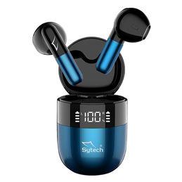 Sytech SY-TWS600 Auricular Bluetooth QPill Azul - sytech-sy-tws600-azul-nisatra_1