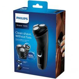 Philips S1231/41 Afeitadora eléctrica recargable - philips-shaver-series-1000-s1231-41-afeitadora-electrica-box