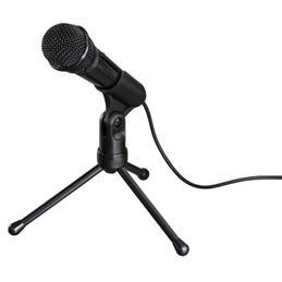 Hama 139905 Micrófono con Trípode ALLROUND - Hama-00139905