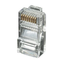 LogiLink Ficha RJ-45 8p8c Conector CAT5 - con043_v01_01