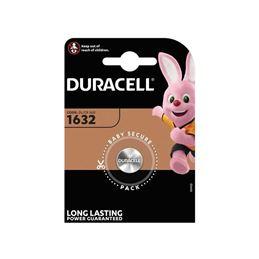 Duracell CR1632 Pila Lítio 3V. - DURACELL-1632