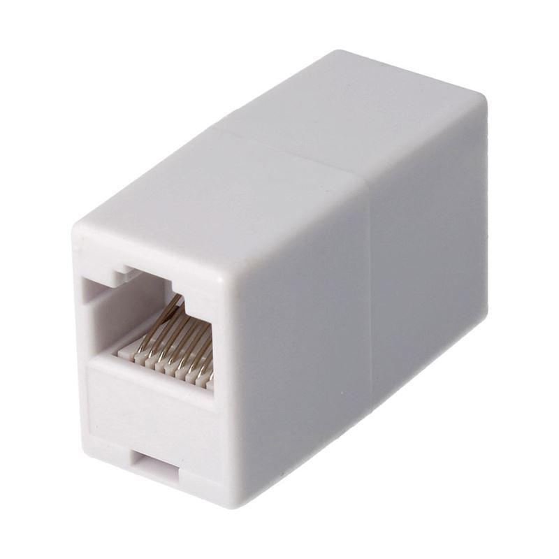 CON049 Empalme RJ-45 8p8c hembra-hembra Blanco - con049_v01_02