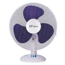 """Dvtech DV-408 Ventilador Eléctrico Mesa 16"""" 60W - dvtech-ventilador-sobre-mesa-40cm-16-60w-dv-408"""