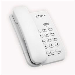 Dvtech DV-221 Teléfono Sobremesa blanco - DV-221_White