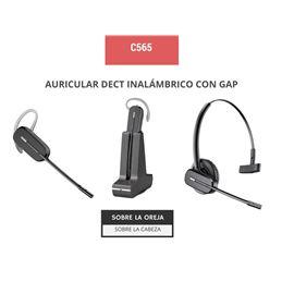 Plantronics C565 Auricular teléfono inalámbrico - plantoronics-c565-nisatra_1