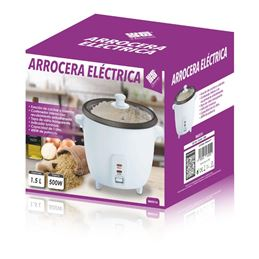 BN-3517 Arrocera eléctrica 1,50L 500W. - BN3517_BOX