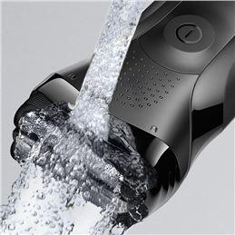 Braun 300S Afeitadora eléctrica recargable negra - pdp-mpg-series-3-washable-black