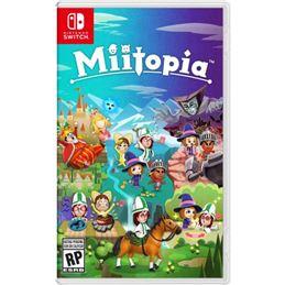 Miitopia Juego Switch - 045496427672