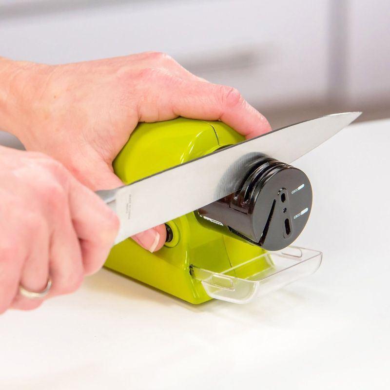 Afilador cuchillos a pilas BN-5560 - GEM BN-5560