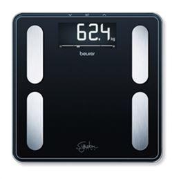 Beurer GS-400 Báscula baño cristal negra - Beurer GS-400 Báscula baño cristal negra