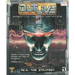 OUTLIVE: Los robots contra la genética - JUEGO PC - OUTLIVE-PC