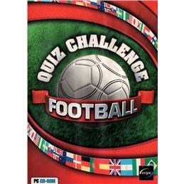 Quiz Challenge Football - JUEGO PC - quiz-challenge-pc-front-cover