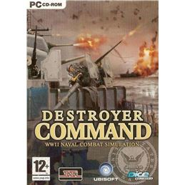 Destroyer Command - JUEGO PC - DESTROYER-COMMAND-PC