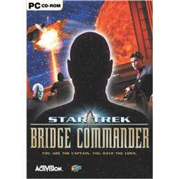 Star Trek: Bridge Commander - JUEGO PC - Star-Trek-Bridge-Commander-PC