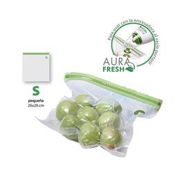 Aura Fresh TMVAG272 Bolsa Envasado Vacio (10 Bols) - AURA FRESH TMVAG272 10 BOLSAS ENV. VACIO