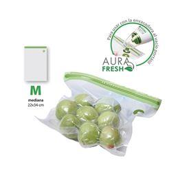 Aura Fresh TMVAG273 Bolsa envasado vacio (10 Bols) - AURA FRESH TMVAG273 10 BOLSAS ENV. VACIO
