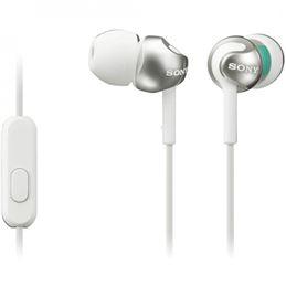 Sony MDR-EX110APW Auricular con microfono Blanco - sony-mdrex110apw_1