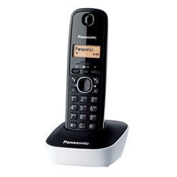 Panasonic KX-TG1611 Telefono Dect Duo Negro/Blanco - panasonic-kxtg1611-blanco