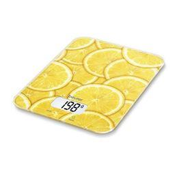 Beurer KS-19 Báscula cocina 5kg. Limón - Beurer KS-19 Báscula cocina 5kg. Limón