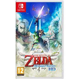 The Legend Of Zelda: Skyward Sword - Juego Switch - The-Legend-Of-Zelda-Skyward-Sword-Juego-Switch