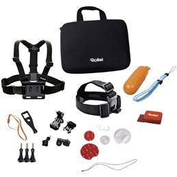 Rollei 21638 Set accesorios para cámara GoPro - 4048805216383