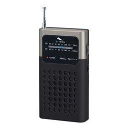 Sytech SY-1664 Radio portátil Am/Fm Negro - SYTECH SY-1664 NEGRA