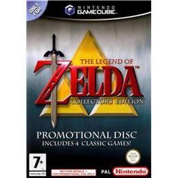 Legend of Zelda: Collectors Edition - Juego GC - 045496391744