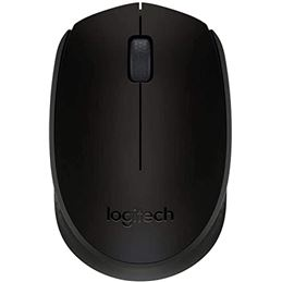 Logitech B170 Ratón óptico inalámbrico Negro - logitech-b170_1