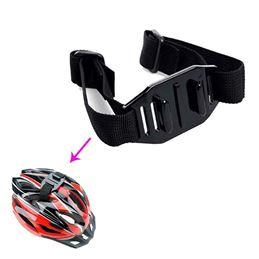 Correa de casco de bici para cámaras acción GoPro - Soporte-para-casco-de-bicicleta-GoPro-Hero-5-UY8
