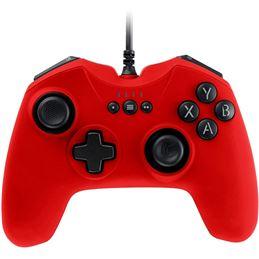 Nacon GC-100 Mando PC Gaminig Controller Rojo - nacon-gc-100-rojo_1