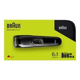 Braun MGK-3921TS Cortapelo eléctrico 6 en 1 negro - Braun MGK-3921 Cortapelo eléctrico 6 en 1 negro3_1