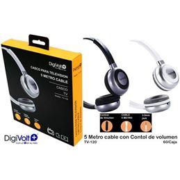 Digivolt TV-120 Auricular TV C/contol de volumen - DIGIVOLT TV-120