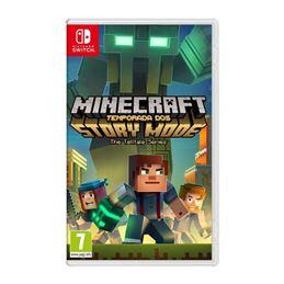 Minecraft: Story Mode Season-2 Juego Switch - SWITCH MINECRAFT STORY MODE SEASON-2