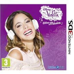 Violetta: Ritmo y Música - Juego 3DS - Violetta_Ritmo__Musica_portada_3ds.
