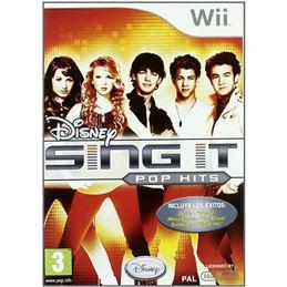 Disney Sing It: Pop Hits - Juego Wii - sing-it-pop-hists-wii