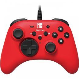 Hori horipad Mando Switch Rojo NSW-156U - NSW-156U-hori-horipad-para-nintendo-switch-rojo-