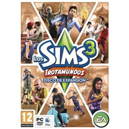 Los Sims 3: Trotamundos - Juego PC (EXPANSIÓN) - Trotamundosportada-PC