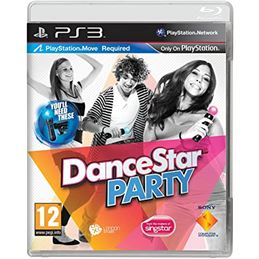 Dance Star Party - Juego PS3 - dance-star-party-ps3