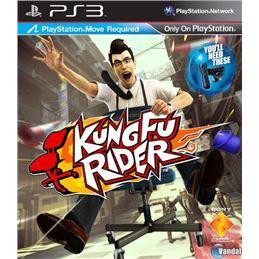 Kung Fu Rider - Juego PS3 - kungfu-rider-ps3