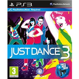 Just Dance 3 - Juego PS3 - Just-Dance-3-PS3