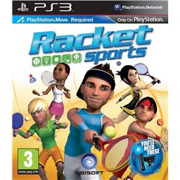 Racket Sports - Juego PS3 - Racket-sports-ps3