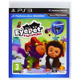 Eye Pet y sus amigos - Juego PS3 - Eye-Pet-ps3