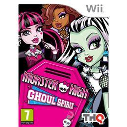 Monster High: Instituto Monstruoso - Juego Wii - Monster-High-Instituto-Monstruoso-Wii
